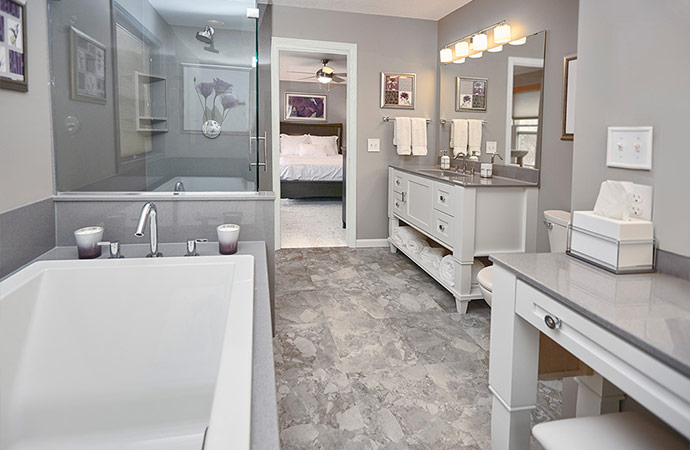 Bathroom Remodeling Service In Minneapolis By Great Lakes Home - Free estimate bathroom remodel