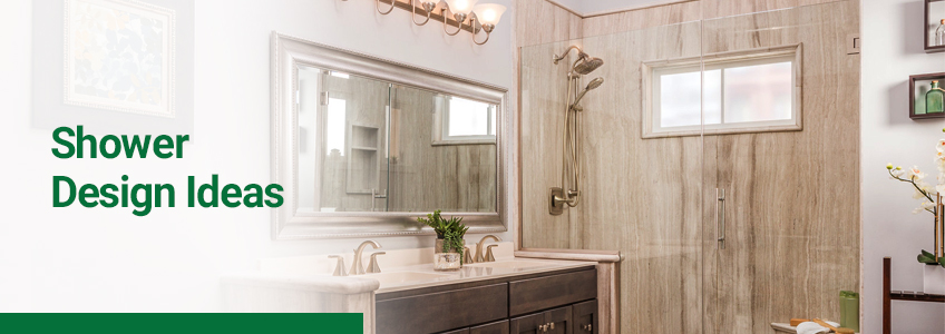 Shower Design Ideas in Apple Valley, Eden Prairie and the Greater Twin Cities Area