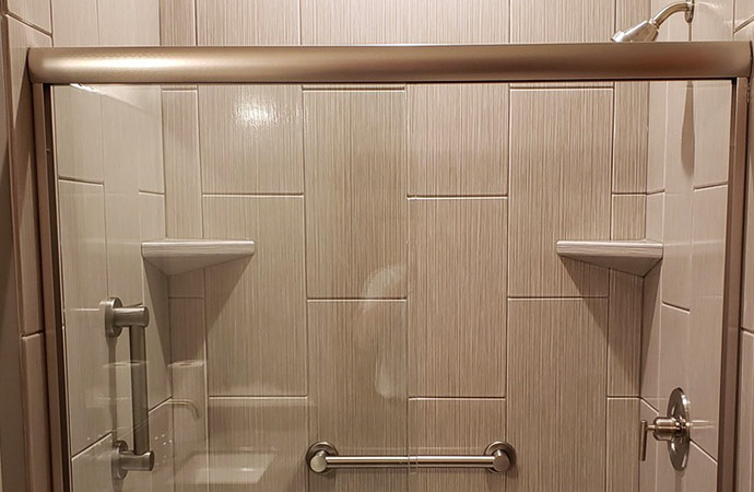 Shower Enclosures in Minneapolis by Great Lakes Home Renovations