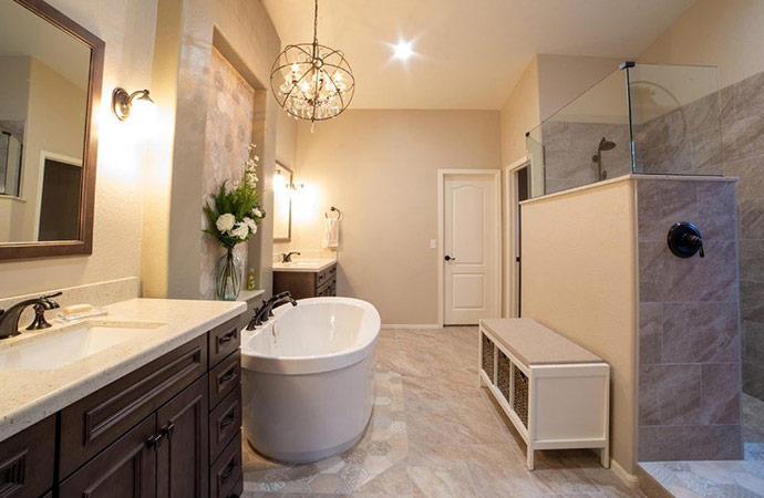 We specialize in all kinds of bathroom remodeling services