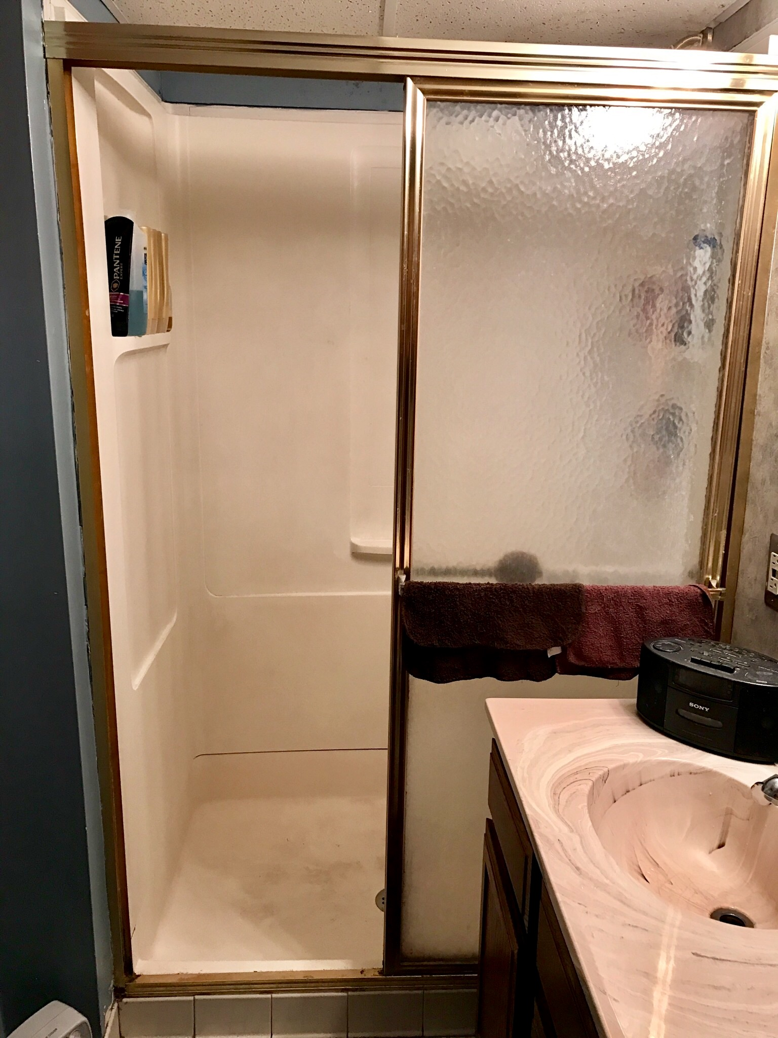 Job Completed For New Basement Shower In Saint Paul In