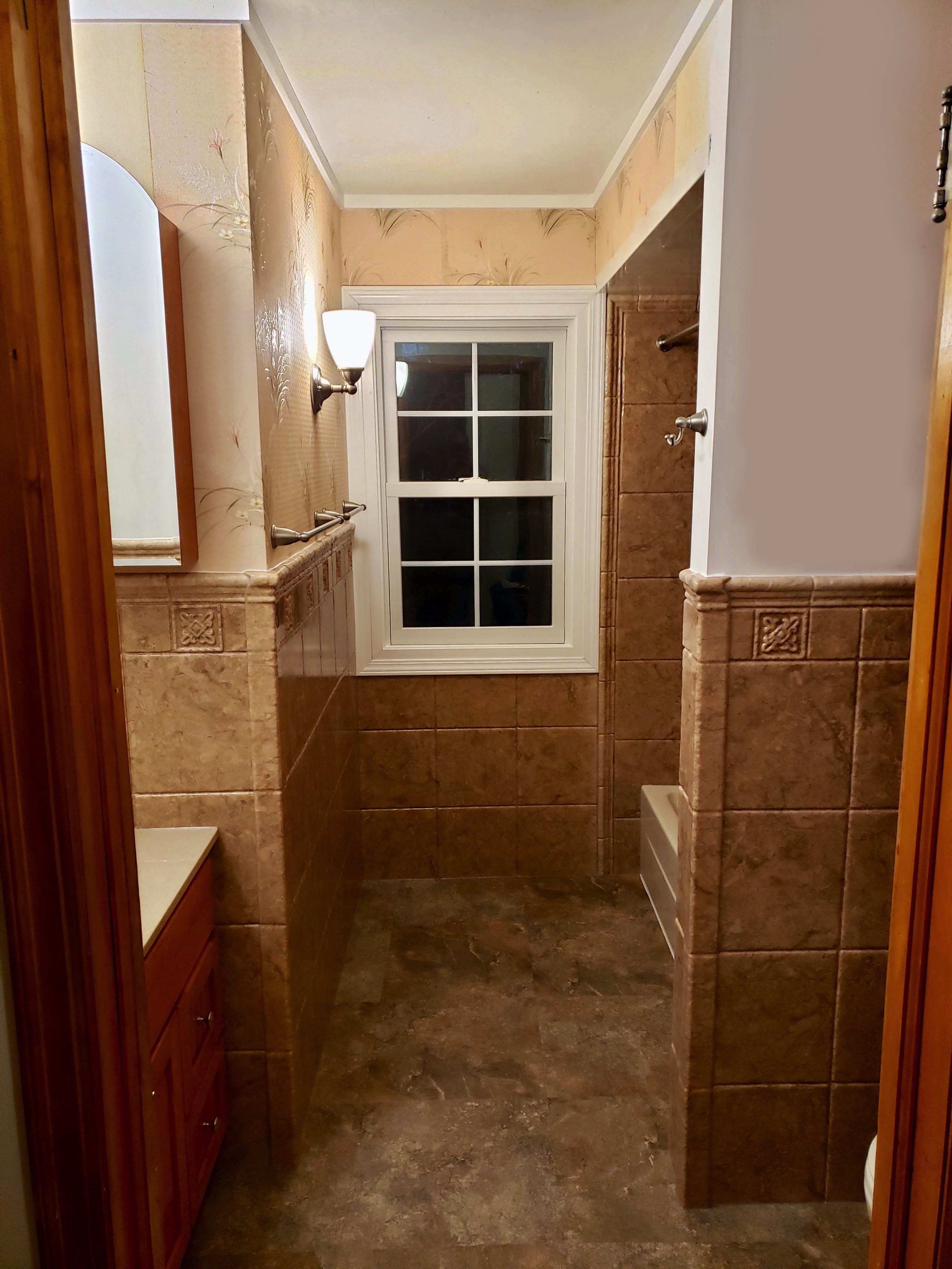 New Master Bathroom Remodel