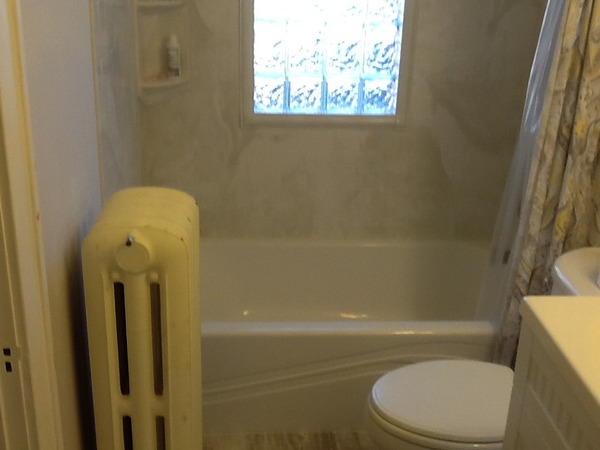 Job completed for bathroom remodeling in minneapolis in for Bathroom remodeling minneapolis mn