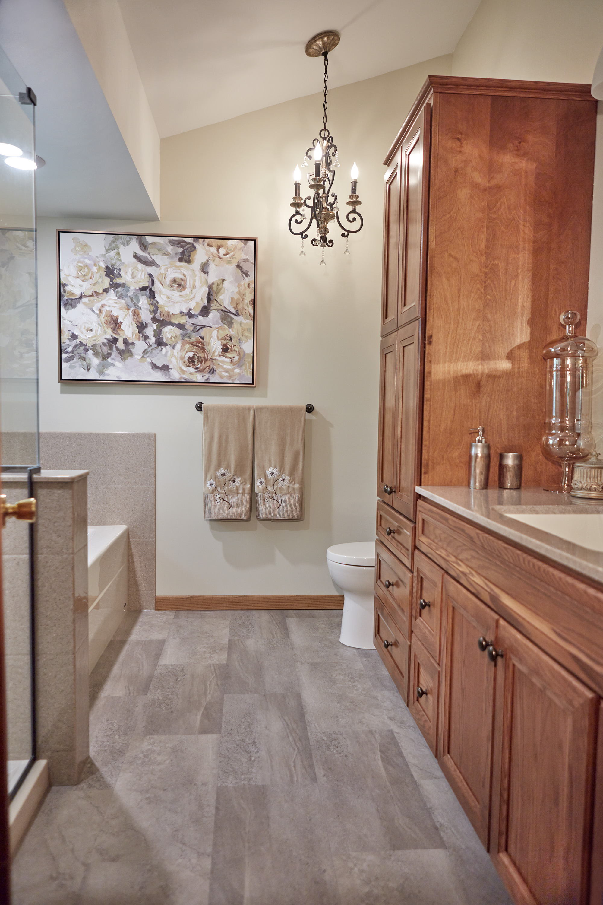 Master Bathroom Transformation