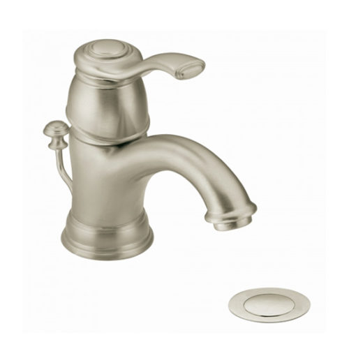 Kingsley one Handle Bathroom Faucet
