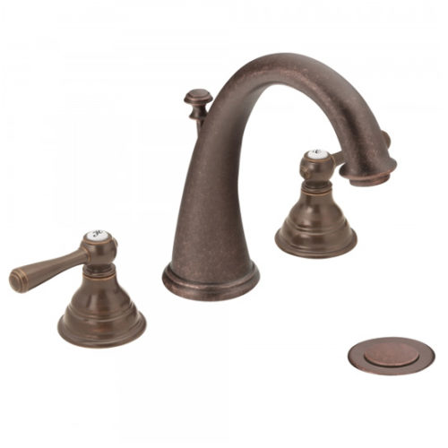 Kingsley Two Handle Bathroom Faucet