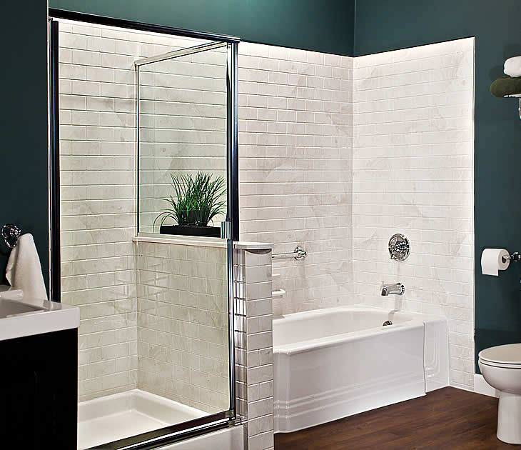 Showroom Of Great Lakes Home Renovations - Bathroom showrooms mn