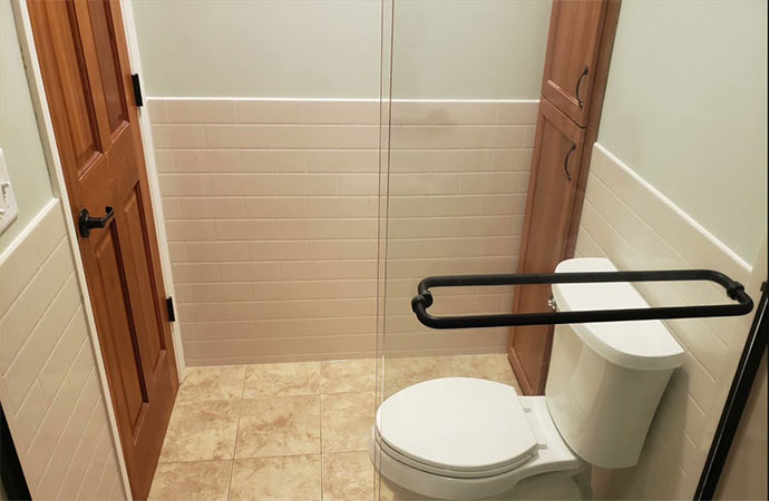 Onyx Bathroom Remodel in Ramsey, MN Video Thumb