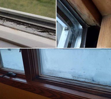 These issues with your windows or doors, you might want to consider replacements.